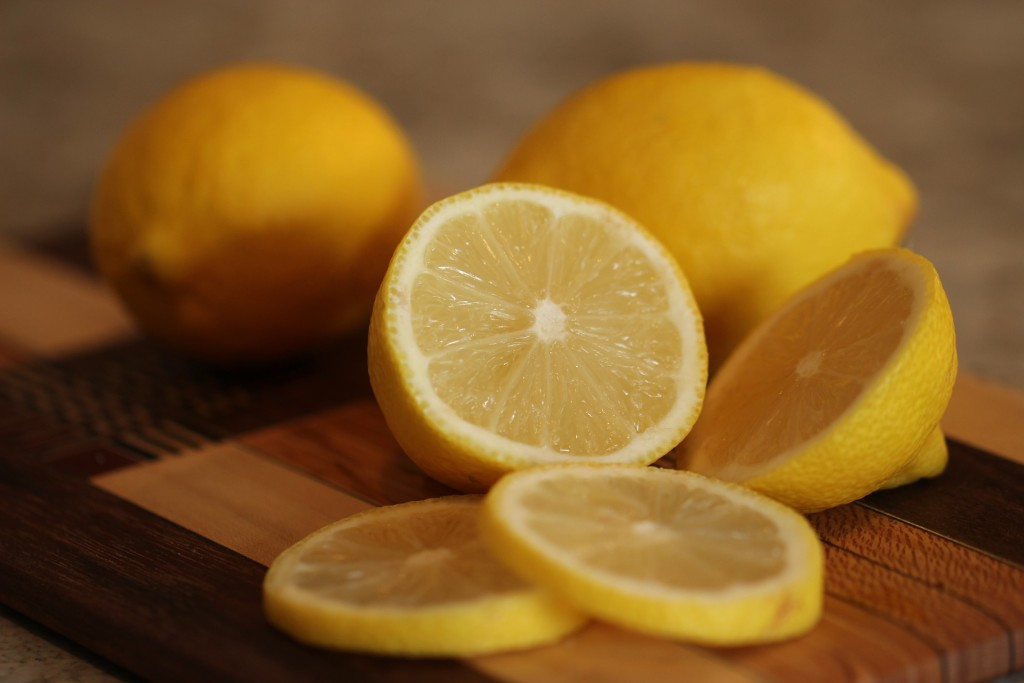 Image Lemon Water