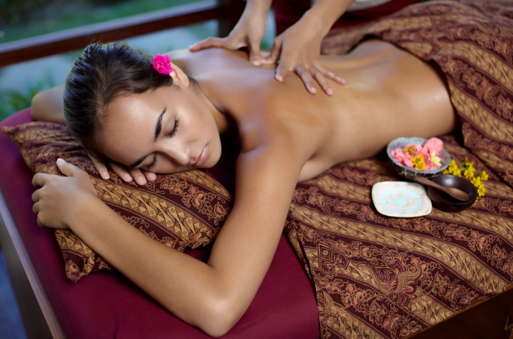 Image How to make massage in Bali more comfortable