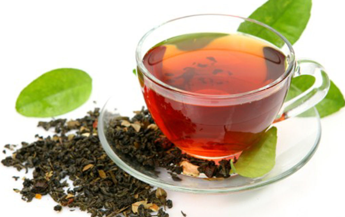 Image Reduce Stress with a Cup of Premium Black Tea