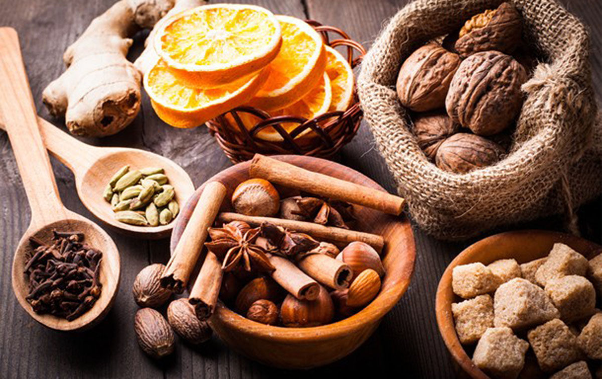 Image Benefits of Spa Using Spices