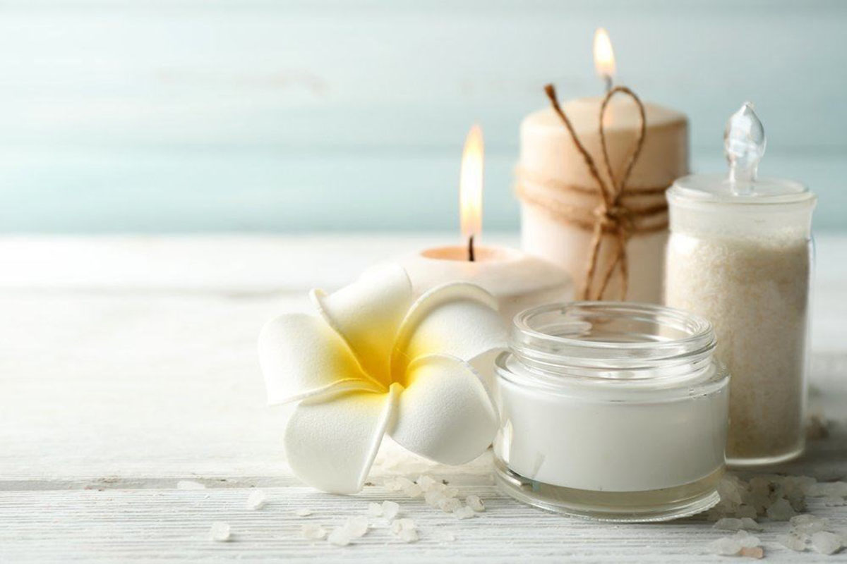 Image Natural Ingredients For Spa Treatments At Home