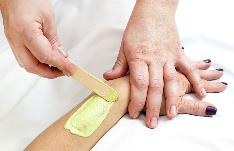 Waxing for Female Full Arm