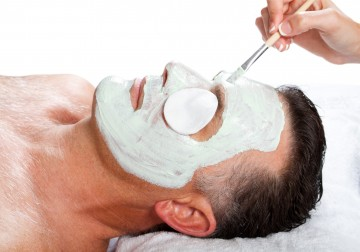 Image Pevonia Men's Facial