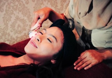 Image Facial Treatment
