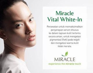 Image Miracle Vital White In