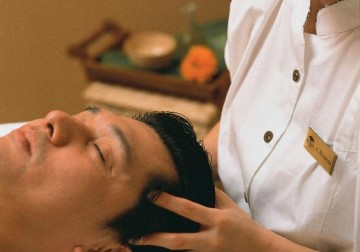 Image Asian Head Massage