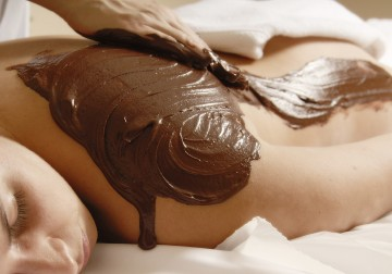 Image Chocolate or Coffee Massage