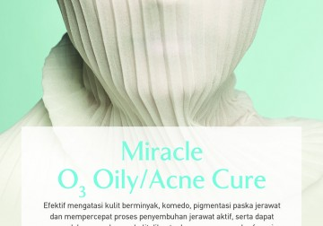 Image Miracle o3 Acne Cure Facial