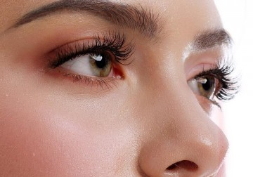 Image Allergy & Sensitive Eyelash Extention