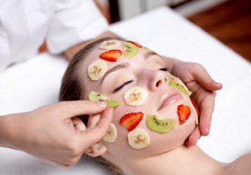 Image Kid's Spa (Fresh Fruit Facial)