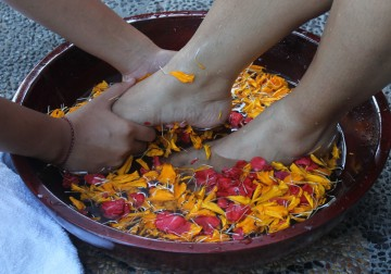 Image Aromatic Flower Bath