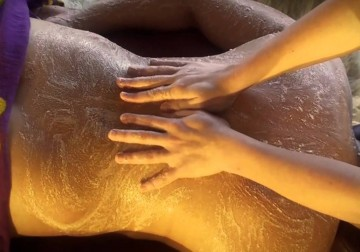 Image Body Massage and Scrub 90