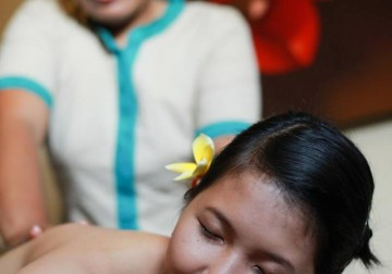 "Image Ajna Day Spa Package ""Senang"""