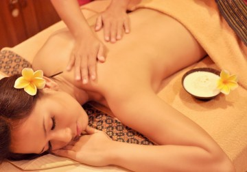 Image Gold Massage
