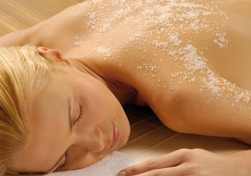 Image Body Scrub + Body Massage