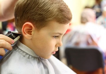 Image Children Hair Cut