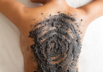 Image Black Sand Back Therapy