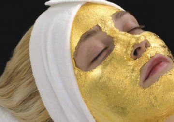 Image Facial Golden