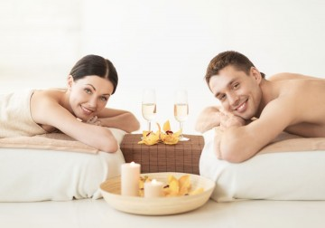 Image Unity - for Couple (with sparkling wine)