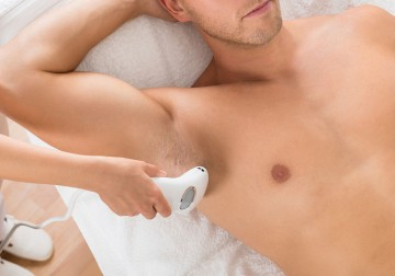 Image Hair Removal Laser (Armpit)
