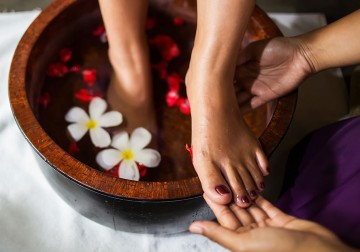 Image Foot and Hand Massage