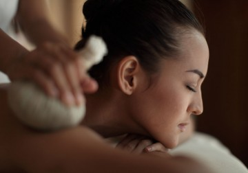 Image Exotic Herbal Massage