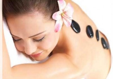 Image Warm Stone + Body Massage