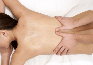 Image RESTORATIVE BACK MASSAGE