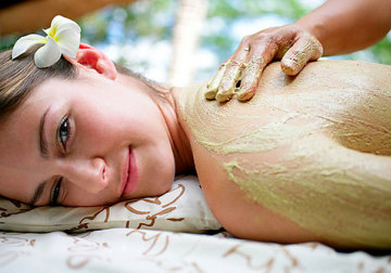 Image Body Wrap / Mask Cooling Seaweed