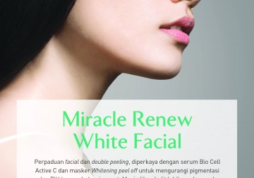 Image Miracle Renew White Facial