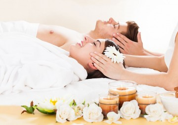 Image Oriental Deep Relaxing Ritual for Couple