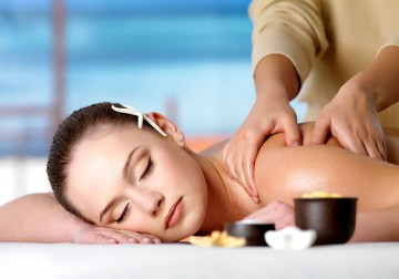 Image Relaxing Aromatic Massage