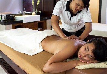 Image The Strawberry or Mango Spa Treatment