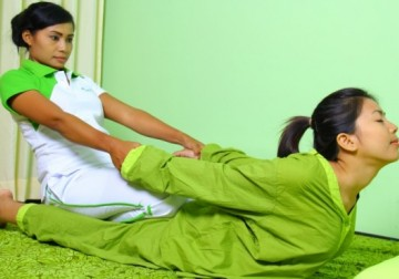 Image Thai Massage (1,5 hours)