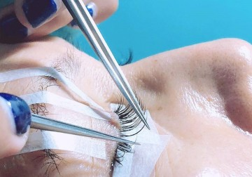 Image Deluxe Eyelash Extention