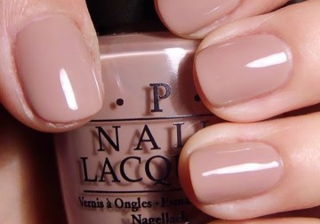 Image Manicure with OPI