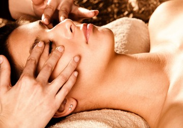 Image Head and Face Massage