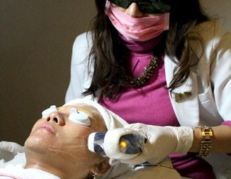 Image Whitening & Tightening Laser