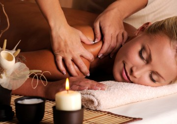 Image Ayurvedic Massage from India