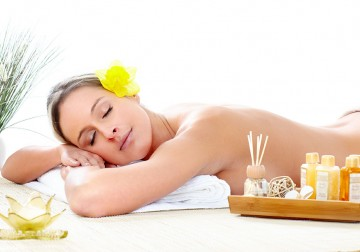 Image Aroma Theraphy Massage