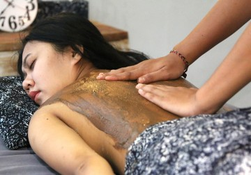 Image Relaxation Body Massage & Mask