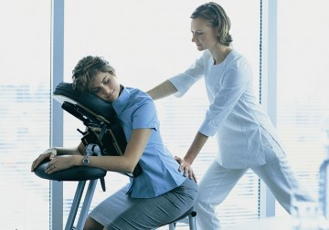 Image Stress Break - Chair Massage