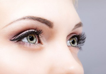 Image Eyelash Extensions Full Set