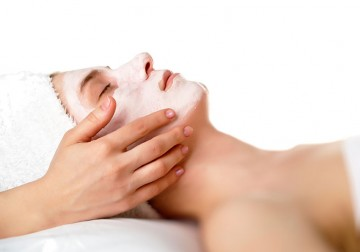Image Facial with Aloevera