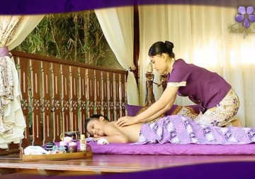 Image Deep Wine Massage