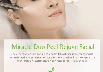 Image Miracle Duo Peel Rejuve Facial