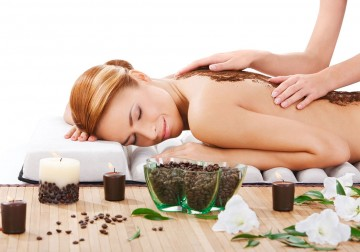 Image Body Treatment Coffee Scrub (90 minutes)