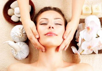 Image Revitilizing Head Massage