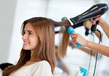 Image Hair Smoothing