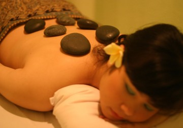 Image Hot Stone Massage 90